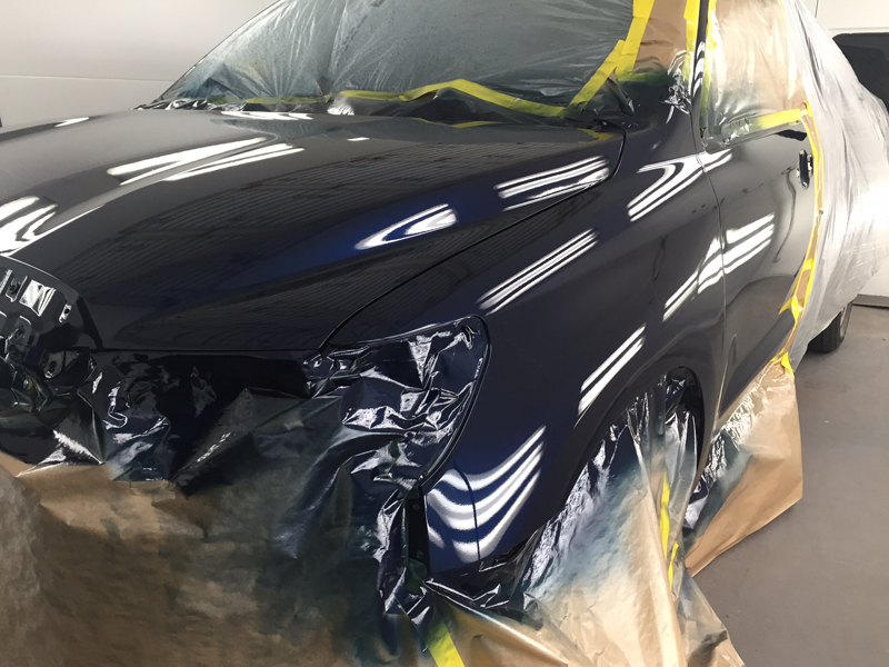 Automotive Refinishing Advanced Collision Repair Car Painting